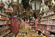Souq in Oman