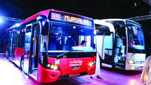 Oman transport: Mwasalat passenger numbers peak on first day of Eid